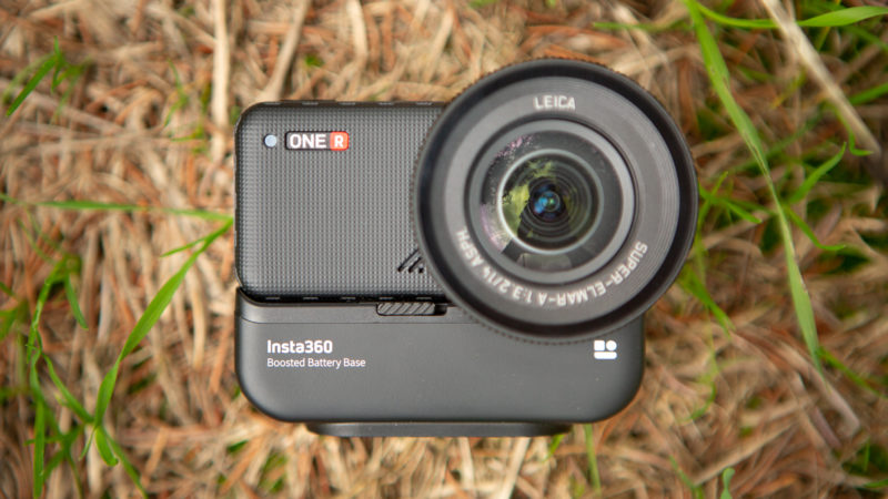 Insta360 One R Expert Edition Ultimate Kit action camera review