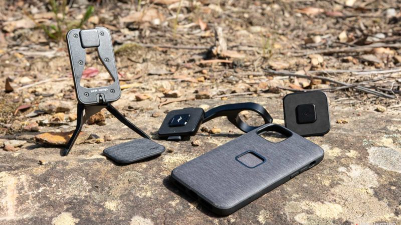 Custodia e supporti per cellulare Peak Design: un valido concorrente di Quad Lock