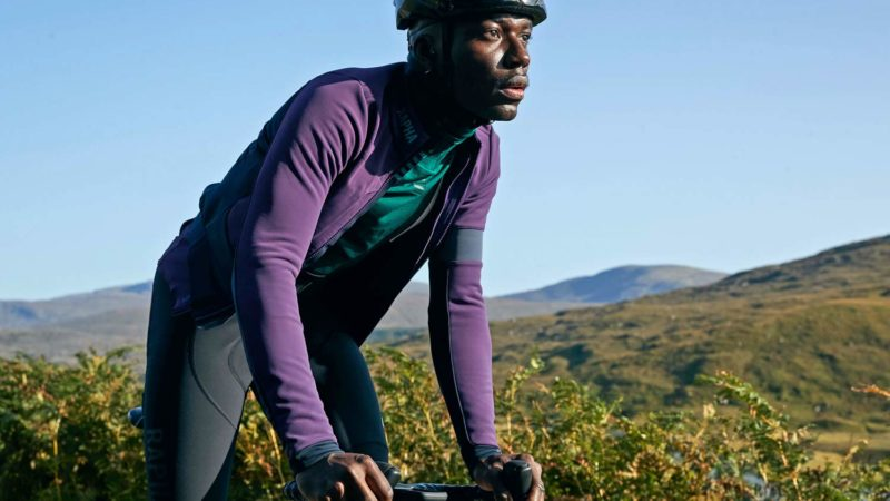 Rapha Pro Team gears up for cold riding with new Winter Jacket, bibs, tights, hat & more…