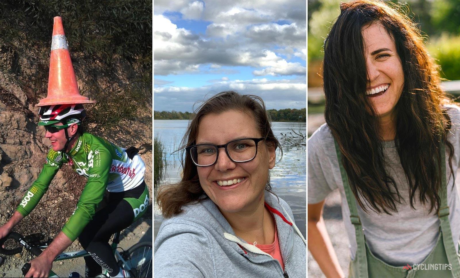 Nye ansigter og stemmer på CyclingTips