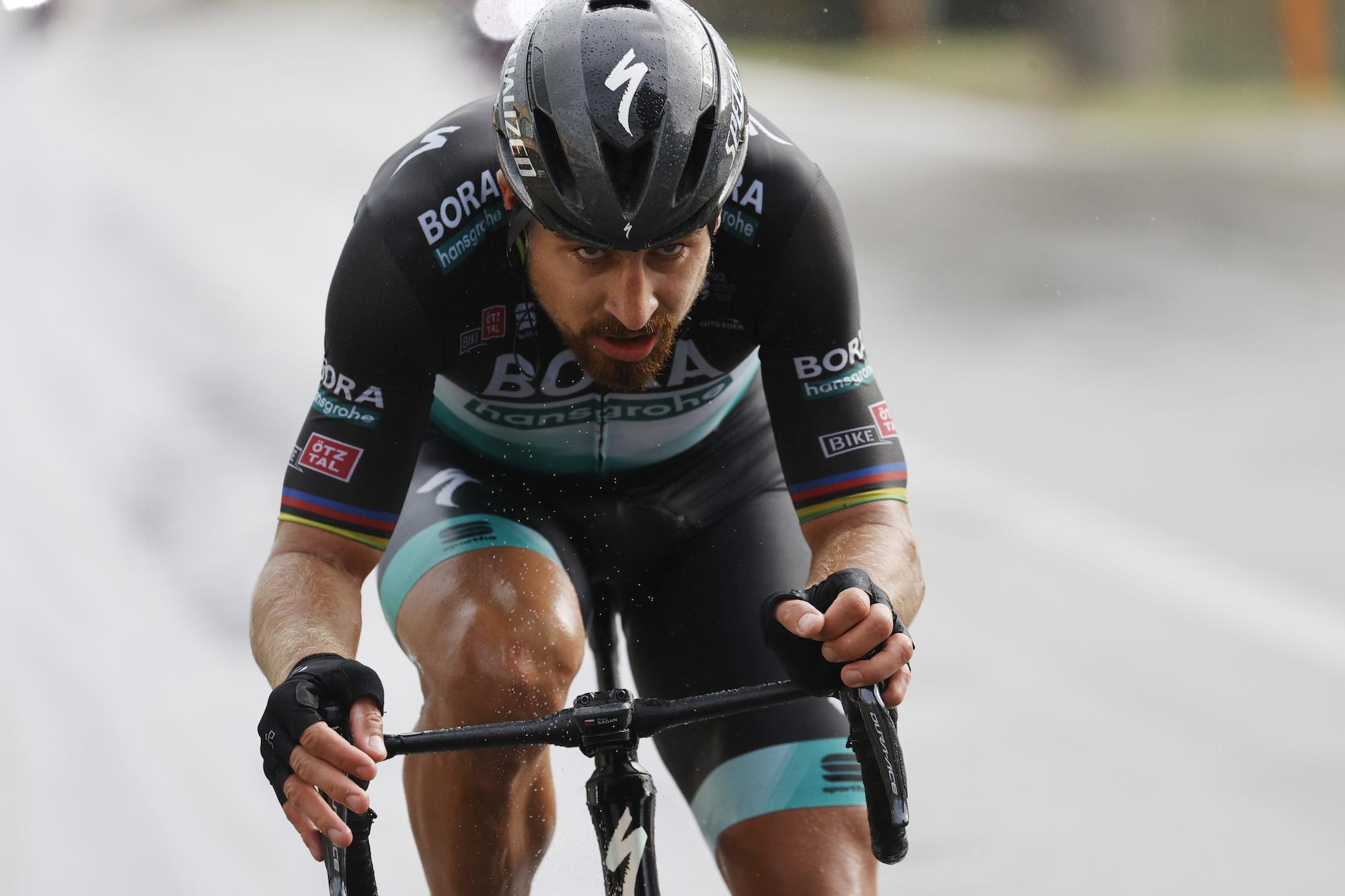 Fem talepunkter fra trin 10 i Giro d'Italia 2020