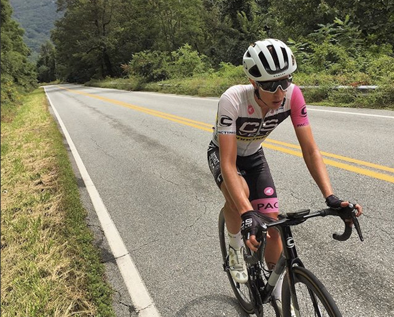 New Everesting World record set under 7 hours by Sean Gardner