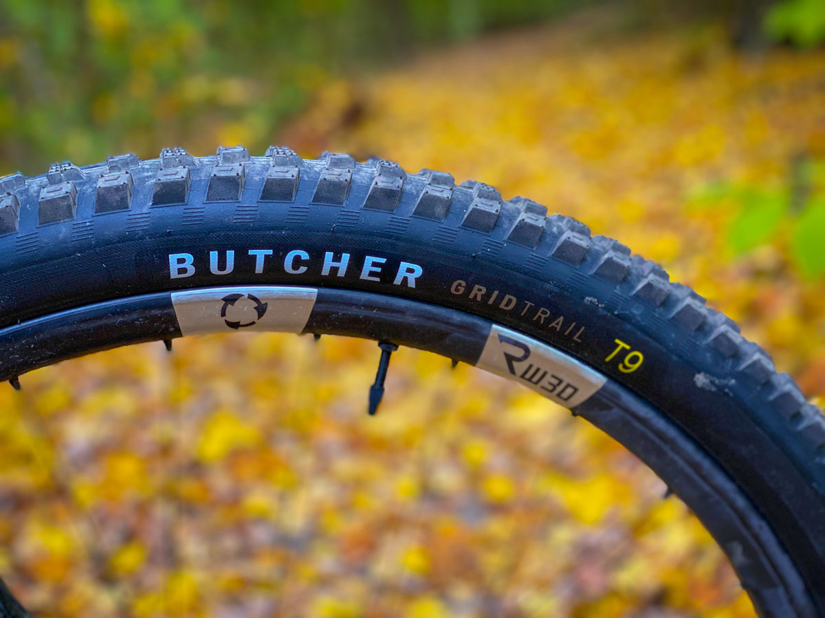 Specialized sticks the landing with new high grip, slow rebound T9 tire compound