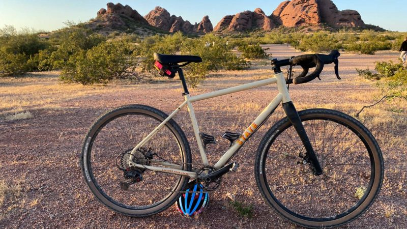 State's carbon gravel Monster Fork upgrades & extends your bikepacking adventure bike