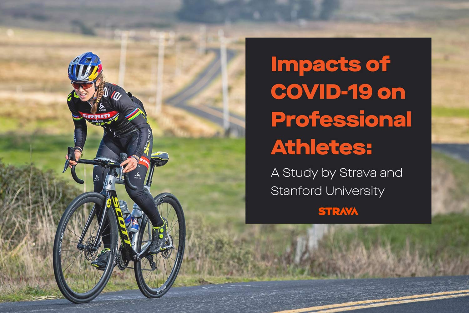 Strava + Stanford study shows mental, physical & financial effects of COVID-19 on professional athletes