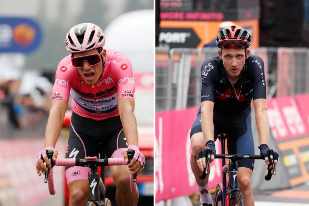 Almeida o Geoghegan Hart?  Un alumni Hagens Berman Axeon vincerà il Giro d'Italia?
