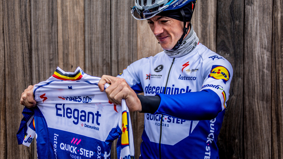Deceuninck-Quick-Step racet als Elegant-Quick-Step voor Ronde van Vlaanderen – VeloNews.com