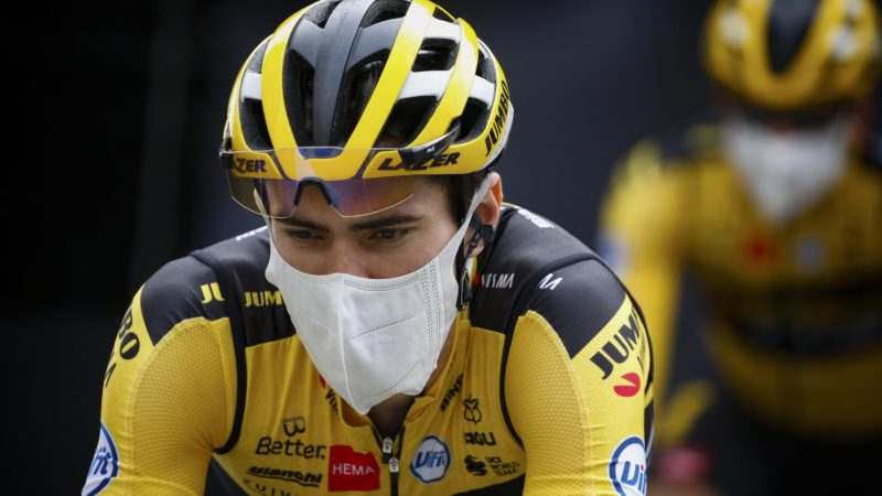 Dumoulin: 'I am just empty and had no energy'
