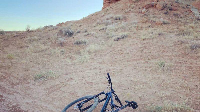 Bikerumor-foto van de dag: Vernal, Utah