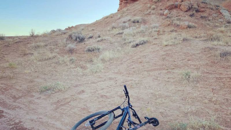 Bikerumor Foto del giorno: Vernal, Utah