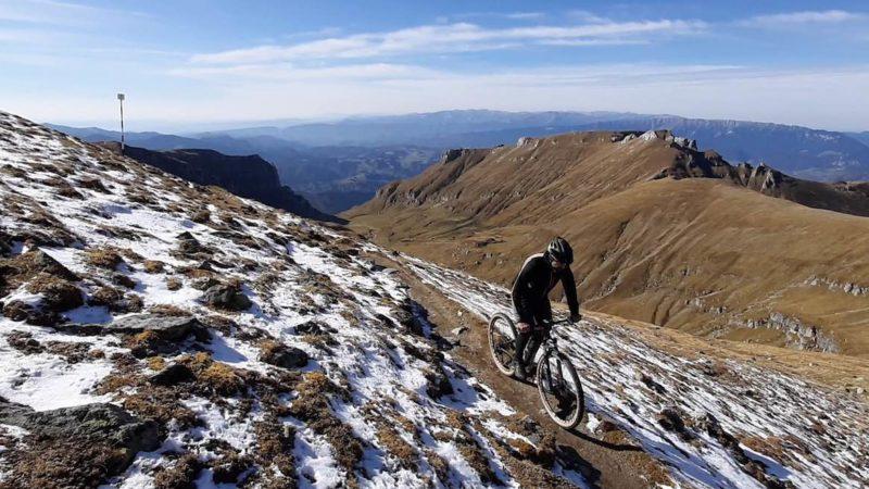 Foto Bikerumor del giorno: Omu Peak, Romania