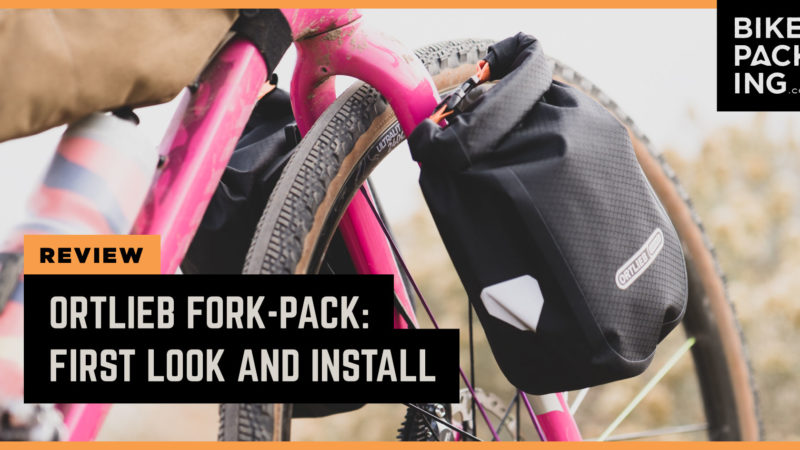 Ortlieb Fork-Pack Review (video) – BIKEPACKING.com