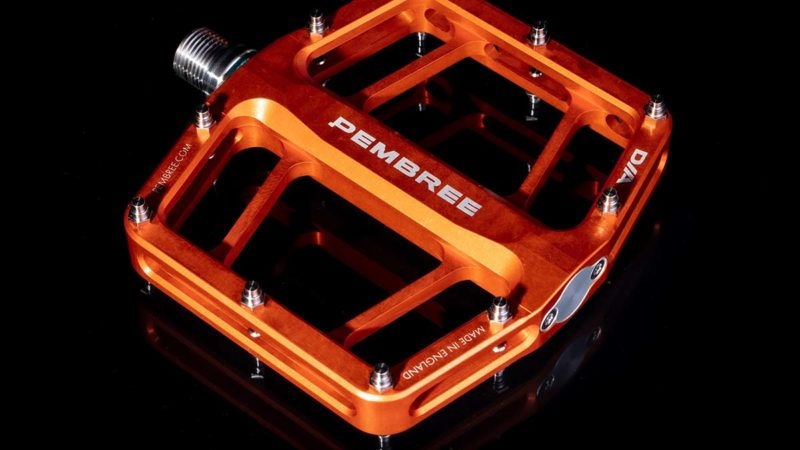 Pembree D2A fires out completely carbon neutral flat pedal platform for racing