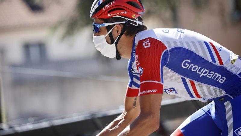 Thibaut Pinot verlaat de Vuelta a España vanwege rugklachten