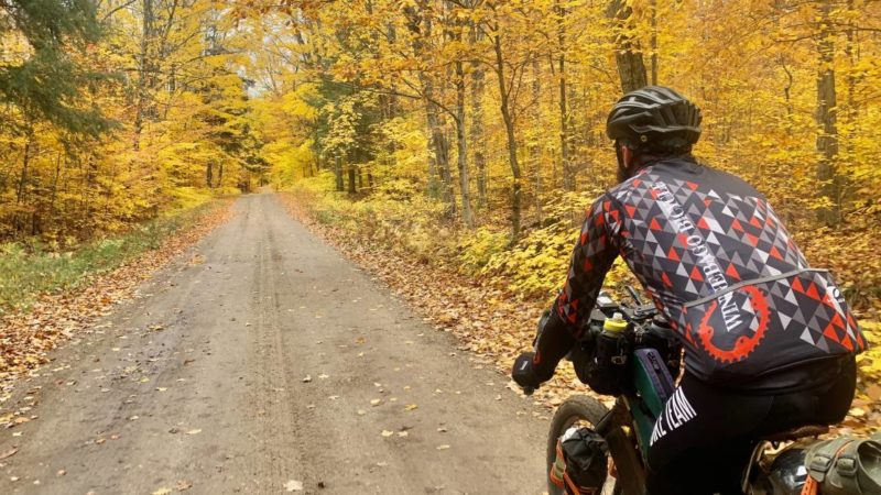 New 1,000-Mile 'Yooper' Bike Route: Duo Pedals Around Upper Peninsula