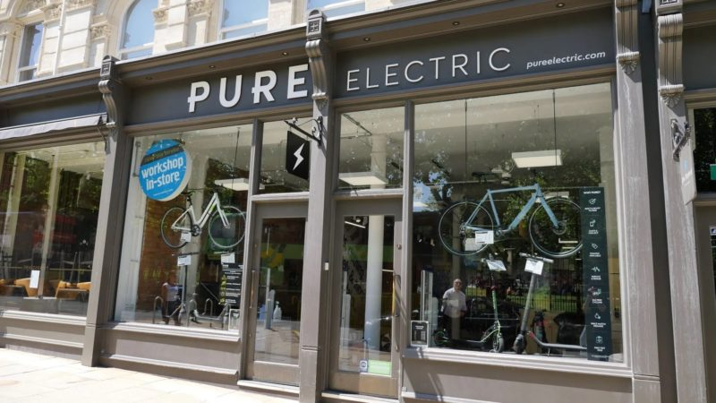 Pure Electric Review – A specialist electric mobility retailer