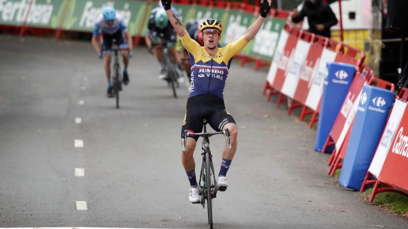 Roglic remporte la victoire sur l'étape 1 de la Vuelta a España: Daily News Digest