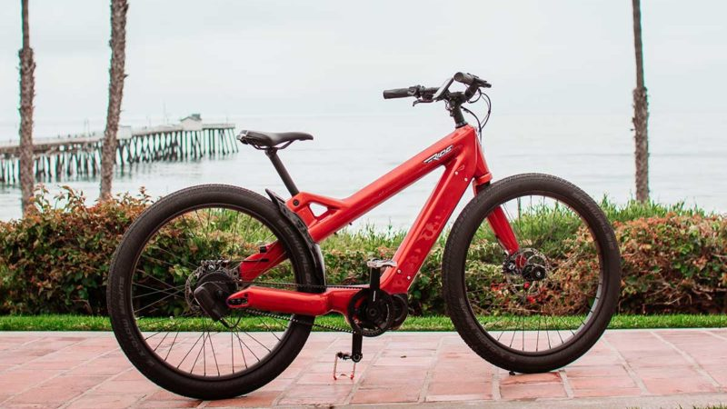 Tony Ellsworth's TheRide releases first visionary e-Bike; The Radiant Carbon