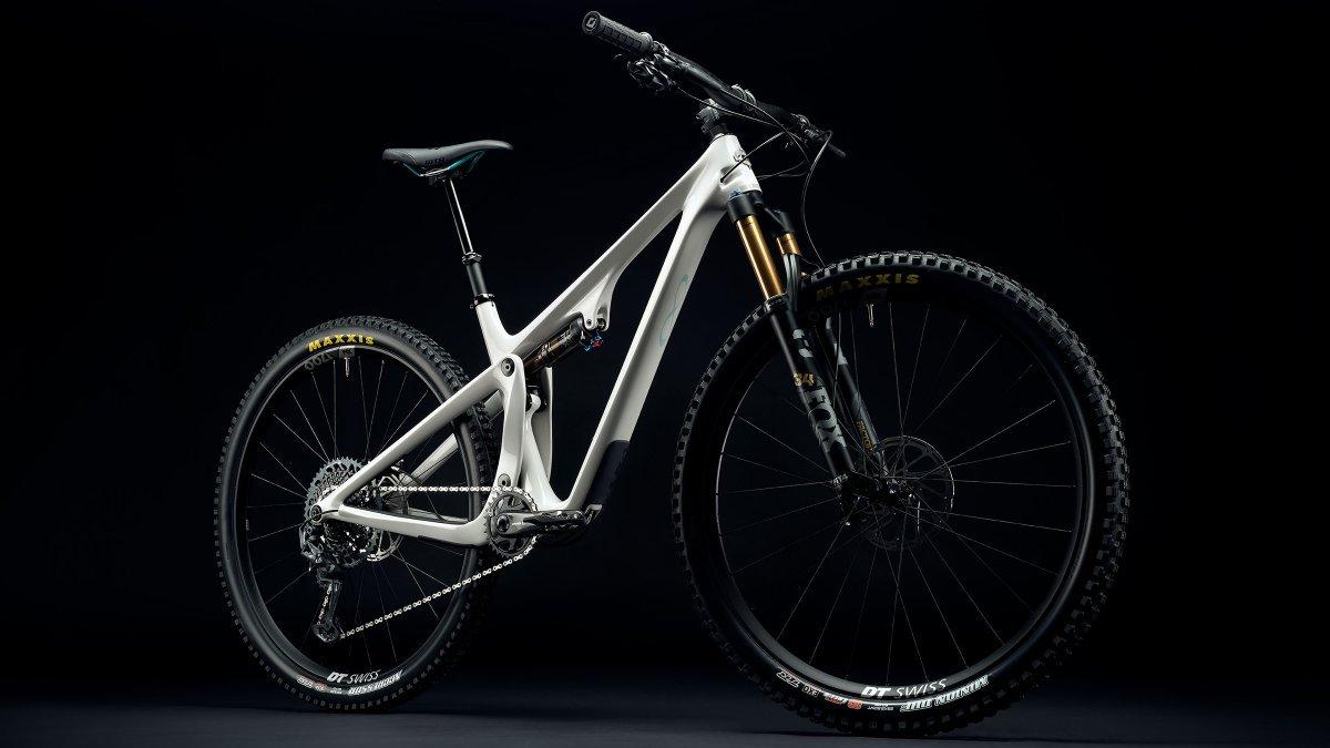 Første tur: Den nye Yeti SB115 mountainbike