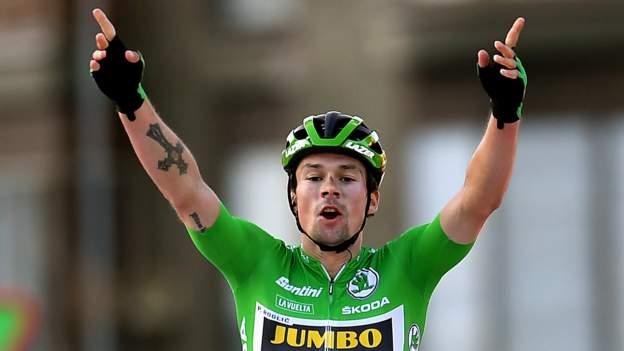 Vuelta a España: Primoz Roglic retoma el liderato con tercera victoria en la etapa 10