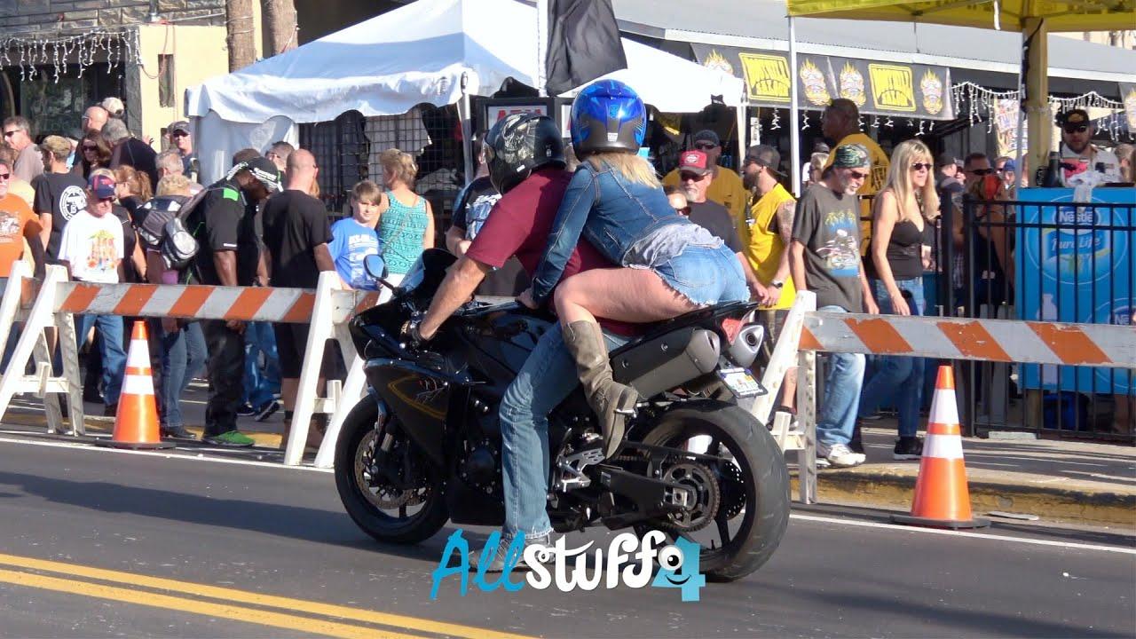 Motorcycle Rally In America | Daytona Bike Week