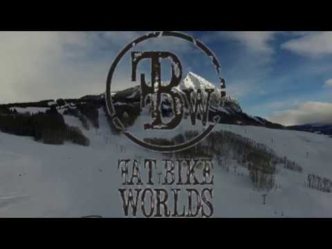 2017 BOREALIS FAT BIKE WORLDS
