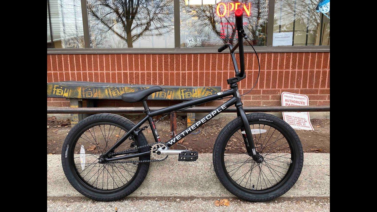 "2021 Wethepeople Curse 20"" BMX Unboxing @ Harvester Bikes"