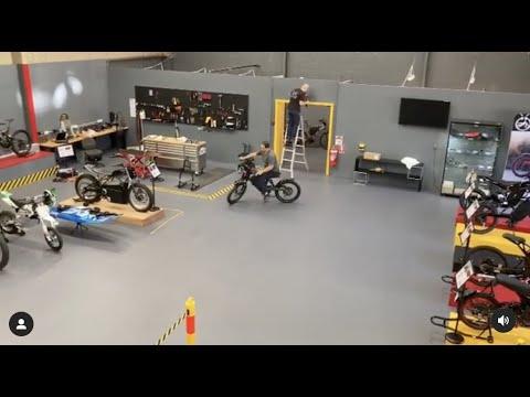 EBMX Grand Opening Weekend 21-22 Nov 2020 • High Power Electric Bike/Motorcycle Showroom