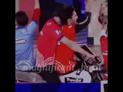 Game show Aisay Chalay Ga season 4 ma bike Wala seen 😂