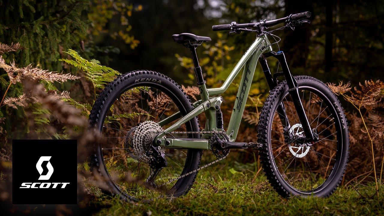 ALL-NEW SCOTT FUTURE PRO RANSOM | The Ultimate Kids' Mountain Bike