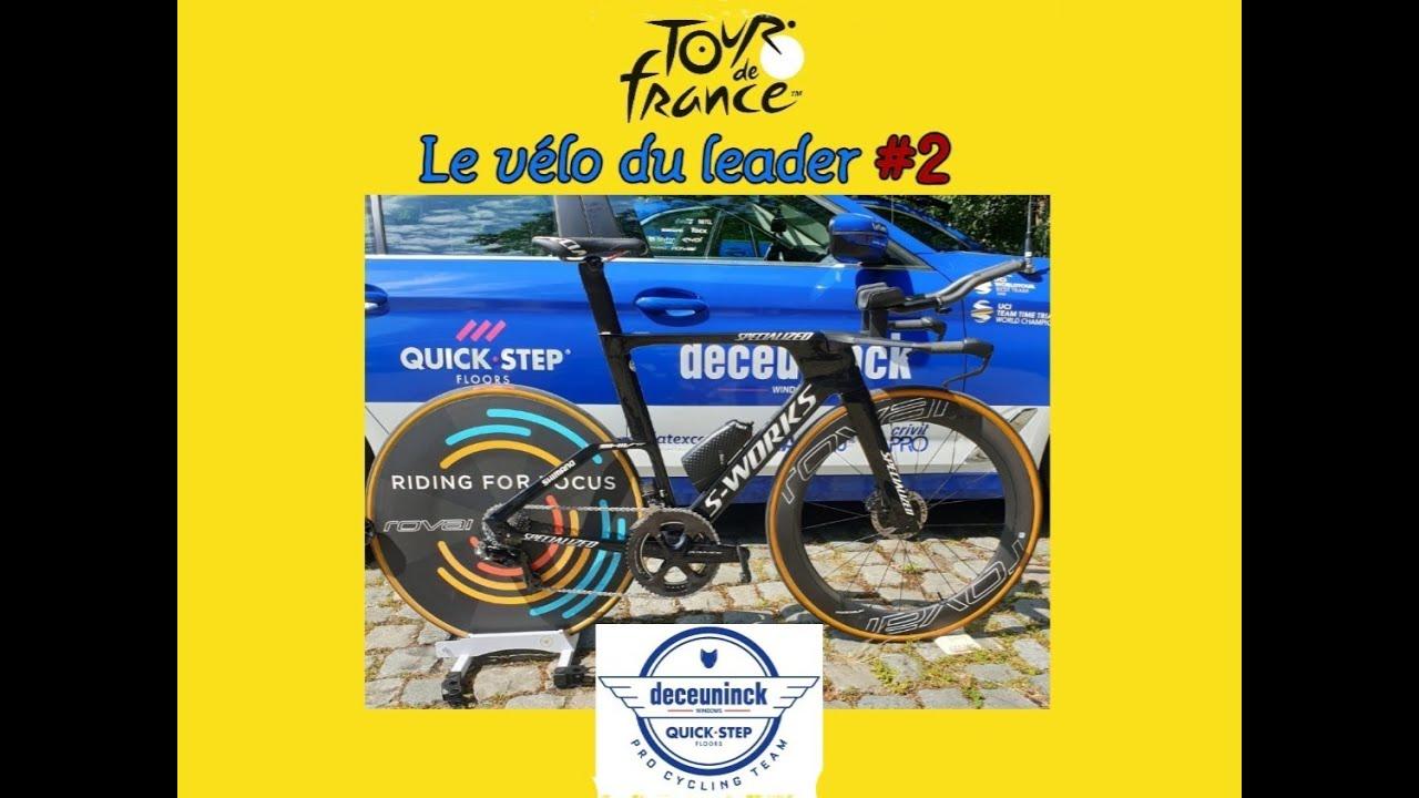 Tour de France 2019 – The leader's bike #2
