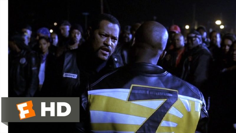 Biker Boyz (3/10) Movie CLIP – You Want a Piece of Me? (2003) HD
