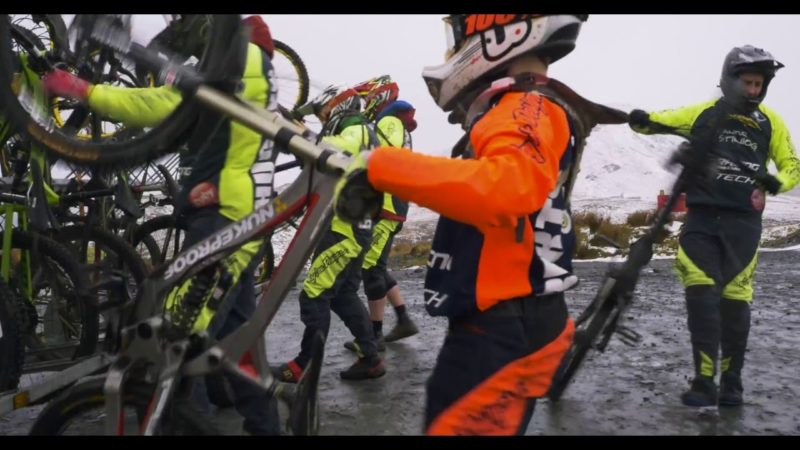 MBWales: Mountain Biking at Antur Stiniog, Blaenau Ffestiniog, Snowdonia