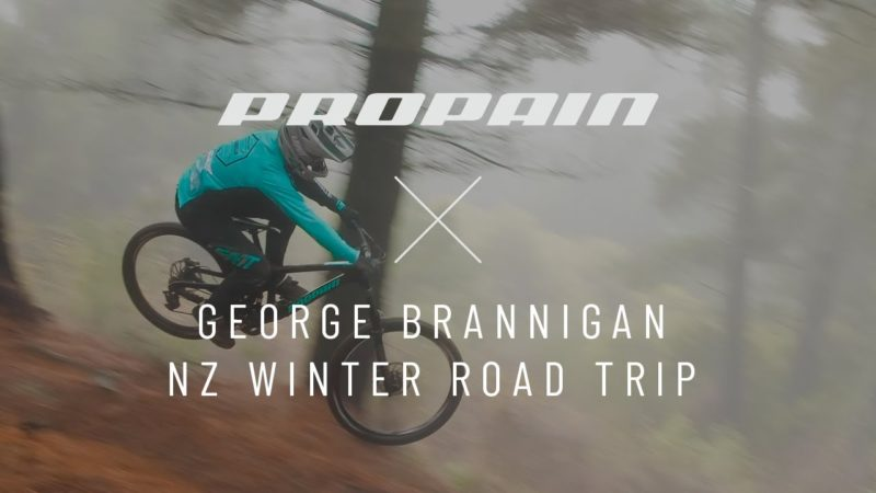 George Brannigan – New Zealand Winter Road trip I PROPAIN Bikes