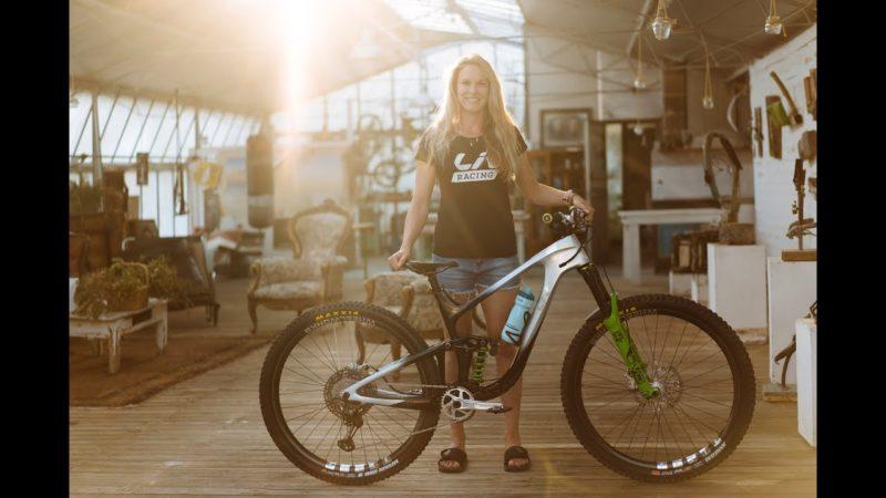 Pro bike check: Rae Morrison's Liv Intrigue Pro 29 enduro race bike