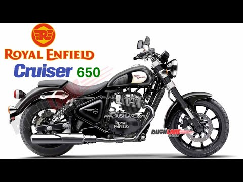Royal Enfield Cruiser 650 Big Announcement || Upcoming Royal Enfield Bikes In India || Cruiser 650cc
