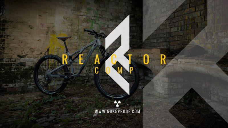 2021 Nukeproof Reactor Comp: Trail Bike of the Year