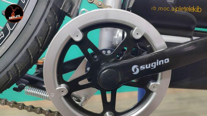 Bicicleta Elétrica Bikelete E-Bike , Funcionamento do Pedal Assistindo.
