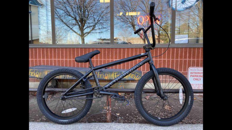 "2021 Wethepeople Nova 20"" BMX Unboxing @ Harvester Bikes"