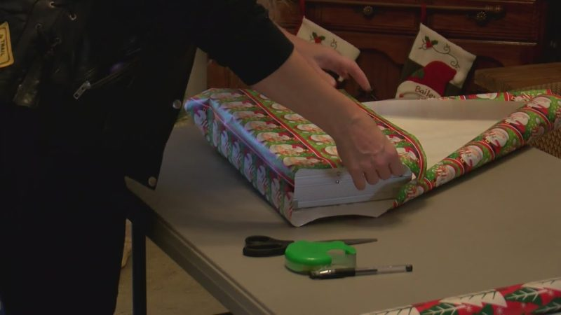 Bikers Against Dumb Drivers make Christmas special for kids in need