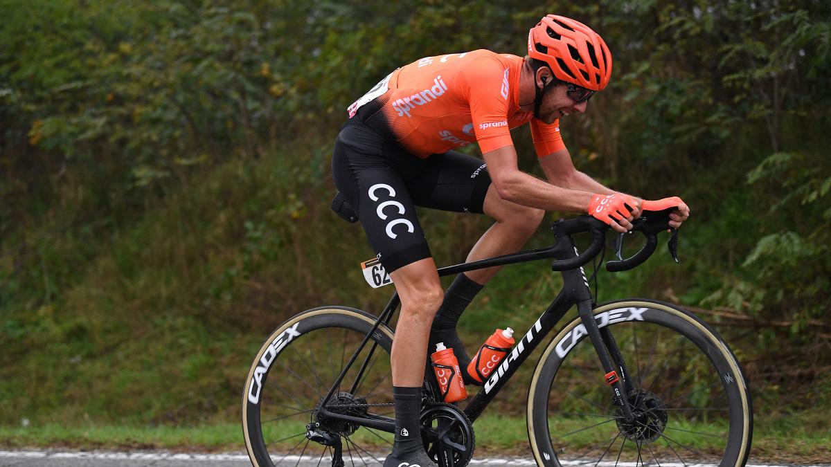 Josef Deerny zu Deceuninck-Quick-Step, Ramunas Navardauskas geht in den Ruhestand – VeloNews.com