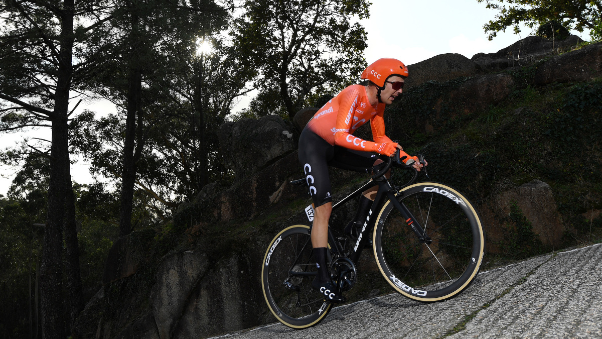 Comment Will Barta a débloqué son avenir dans le WorldTour au contre-la-montre de la Vuelta a España – VeloNews.com
