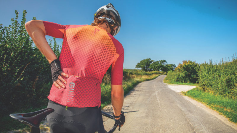 Beat back pain: Declaring war on cycling's number-one ride-spoiler