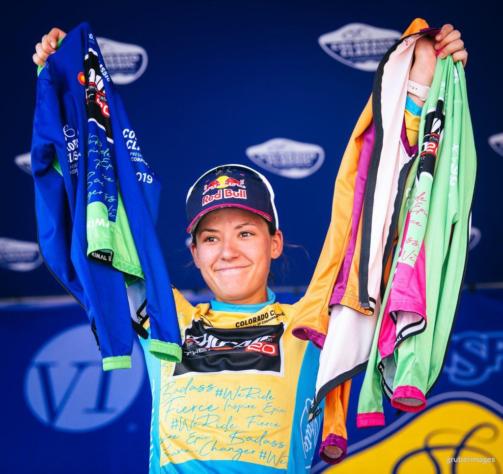 Chloé Dygert correrà per Canyon // SRAM fino al 2024