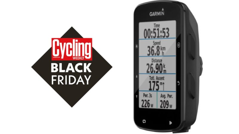 Black Friday GPS-aftale: Spar 25% på en Garmin Edge 520 Plus