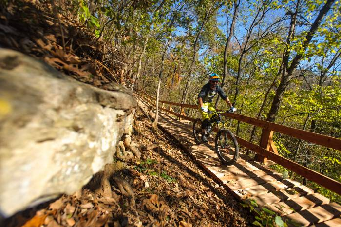 Want $10K and a New Mountain Bike? Move to Arkansas