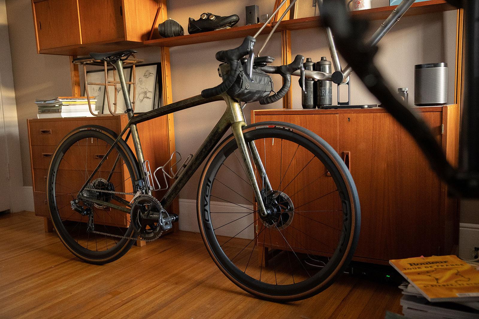 Hvordan det er at afskrive en $ 20.000 + cykel på den første tur