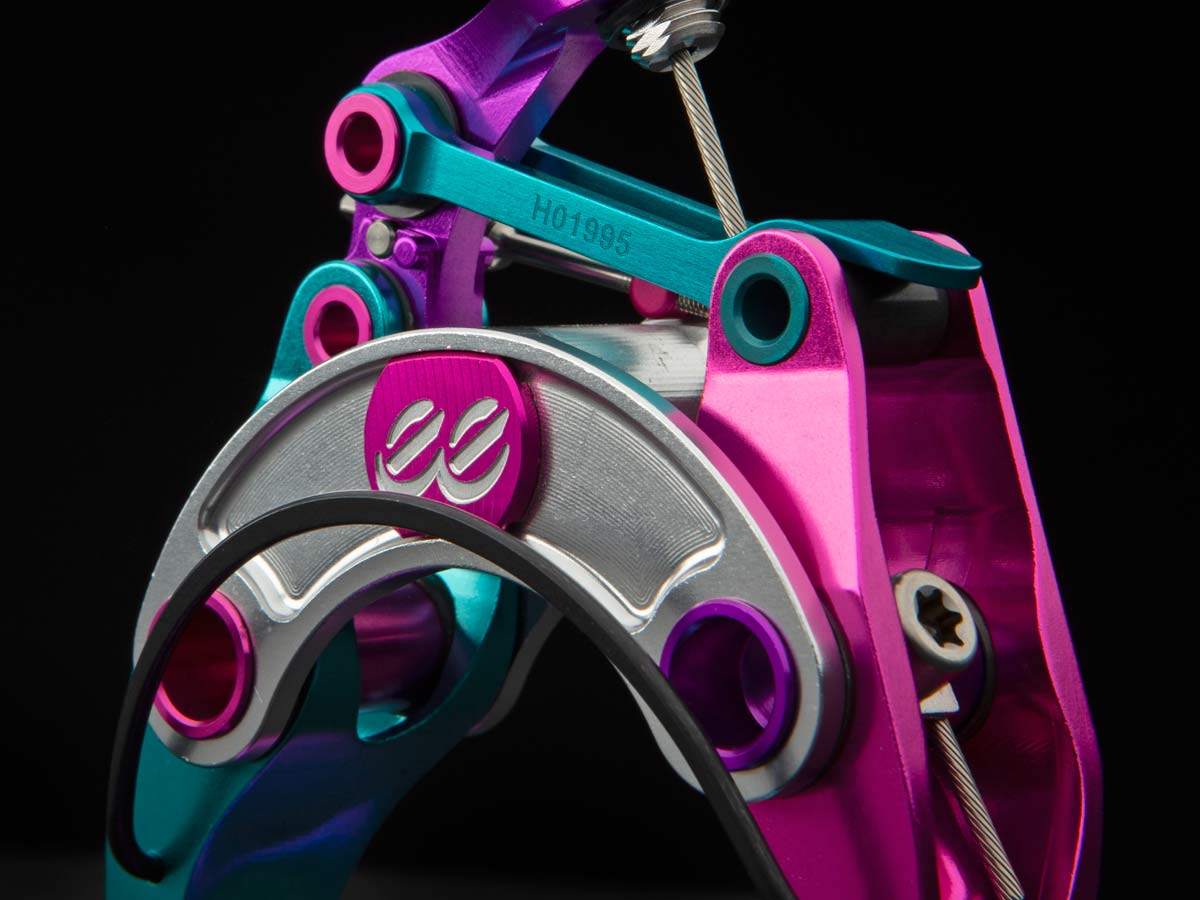 Cane Creek goes Miami Vice with new eeBrakes El TD limited edition colors