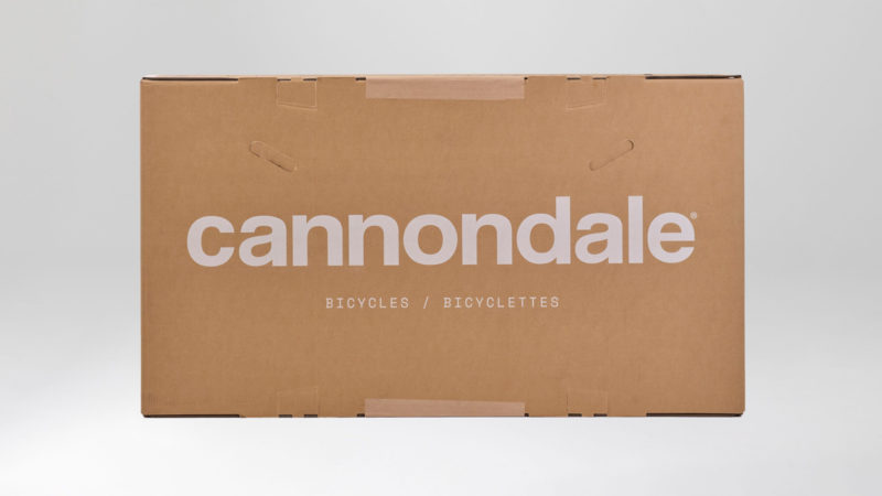 Cannondale's new bike packaging is better for the environment, your bike, and mechanics