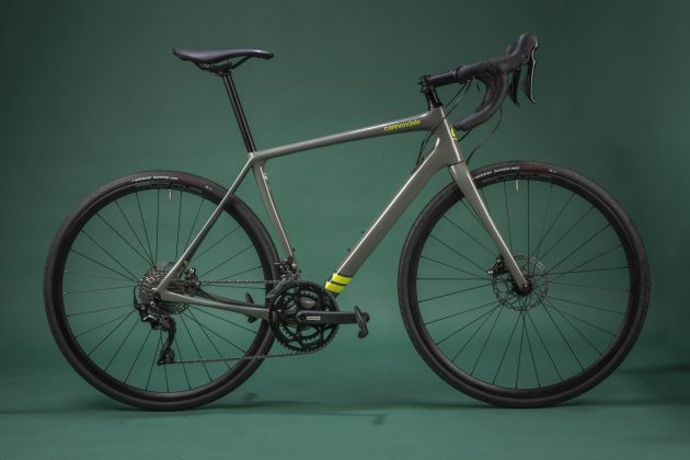 Cannondale Synapse Carbon 105 review